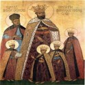 Slujba Sfintilor Mucenici Brancoveni