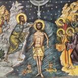 Botezul lui Hristos in Iordan