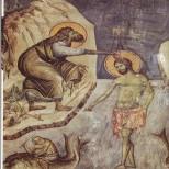 Botezul savarsit de Ioan