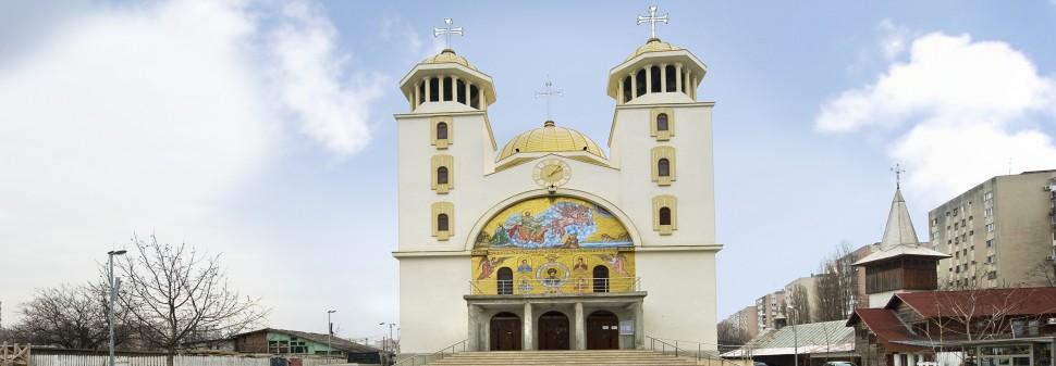 Biserica Sfantul Ilie - Titan