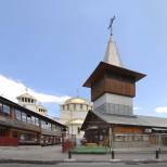 Vechea biserica din lemn