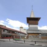 Biserica de lemn Titan