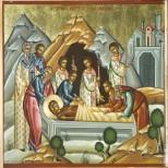 Descoperirea moastelor Sfintei Cuvioase Parascheva
