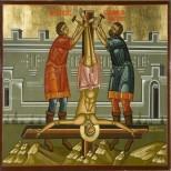 Martiriul Sfantului Apostol Petru